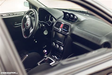subaru wrx custom interior 07 subaru impreza wrx sti carbon fiber interior trim