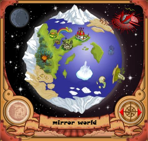 Mirror World all about neopets mirror world
