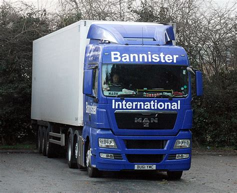 Banister International for bannister international news from lorryspotting