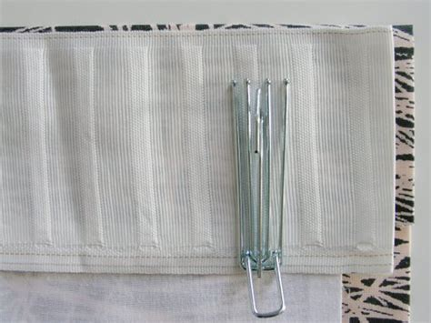 how to sew curtain tape sewing 101 pleated lined drapes design sponge