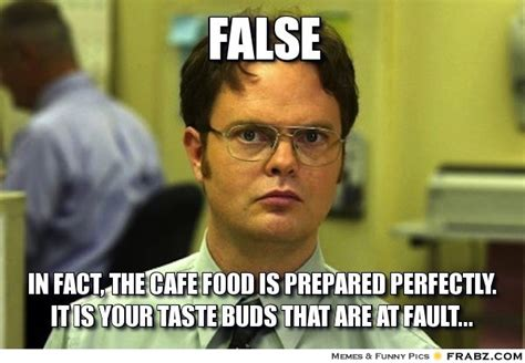 Dwight Meme Generator - false dwight schrute false the office meme