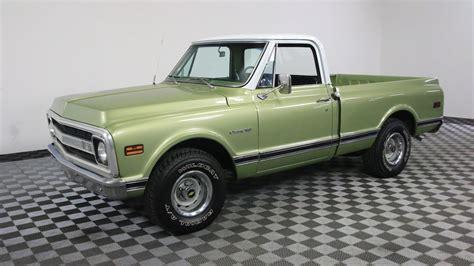 1970 chevrolet c10 1970 chevrolet c10 green