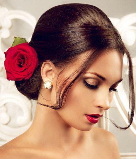 spanish women hairstyle 19 best spanish costume hair images on pinterest