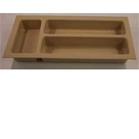 Cutlery Tray Small Drawer by Small Cutlery Tray Beige Cutlery Drawers Leisureshopdirect