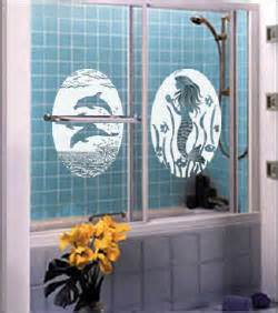vinyl etched decorative decals    real etched