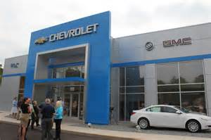 Fox Negaunee Chevrolet Buick Gmc Fox Negaunee Ribbon Cutting At All American Grand Opening