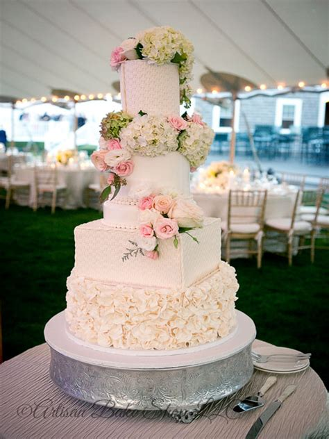 how to make a fresh flower wedding cake topper ehow fresh flowers fruit naked wedding cakes custom