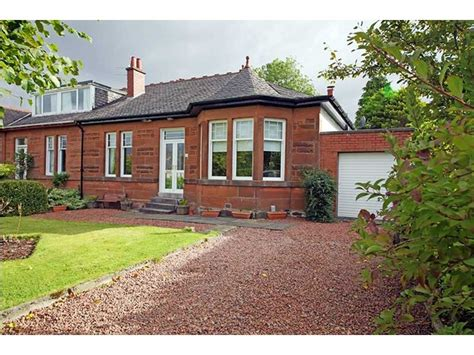 bungalows for sale glasgow 3 bedroom bungalow for sale 15 fairfax avenue cathcart