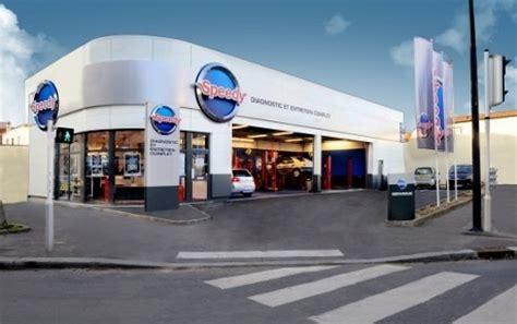 Garage Auto Sarcelles by Centre Auto Et Entretien Voiture Speedy Sarcelles 95200