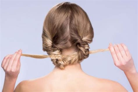 learn easy hairstyles at home diy wedding hairstyles learn how to style two looks