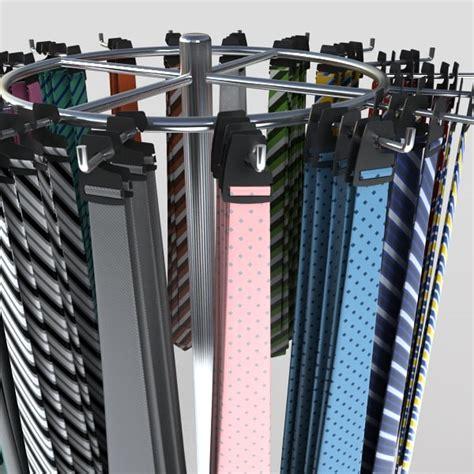 Mens Tie Rack by Tie Rack Display 3d 3ds