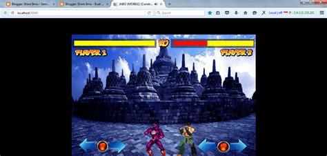 membuat game android dengan construct membuat game fighting 2d dalam berbagai platform dengan