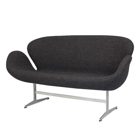 arne jacobsen swan settee rentals iconic furniture