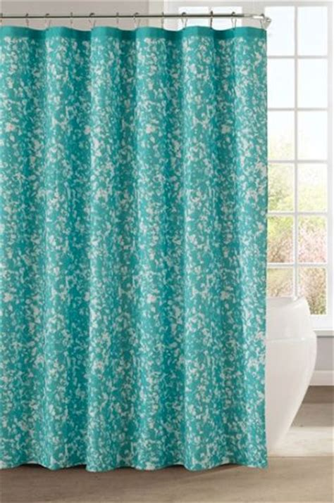 bright blue curtains bright blue shower curtain awesome decor pinterest