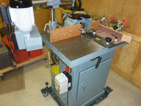 specialized woodworking equipment auction hillsburgh