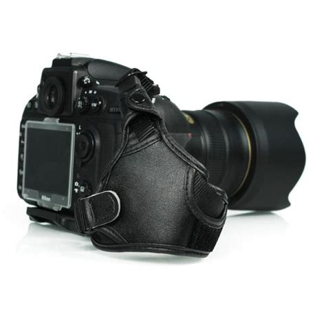 foto tech 2 pcs genuine leather wrist canon 5d iv 1d x t5i