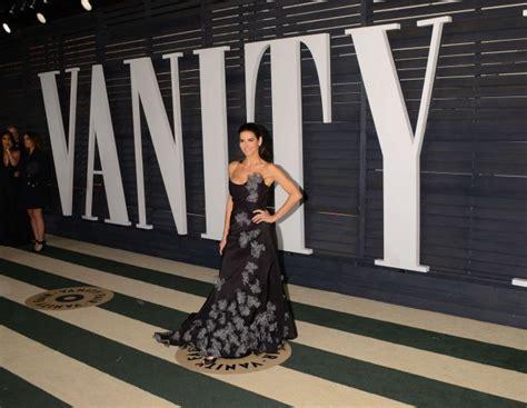 Vanity Fair Angie Angie Harmon 2015 Vanity Fair Oscar 03 Gotceleb
