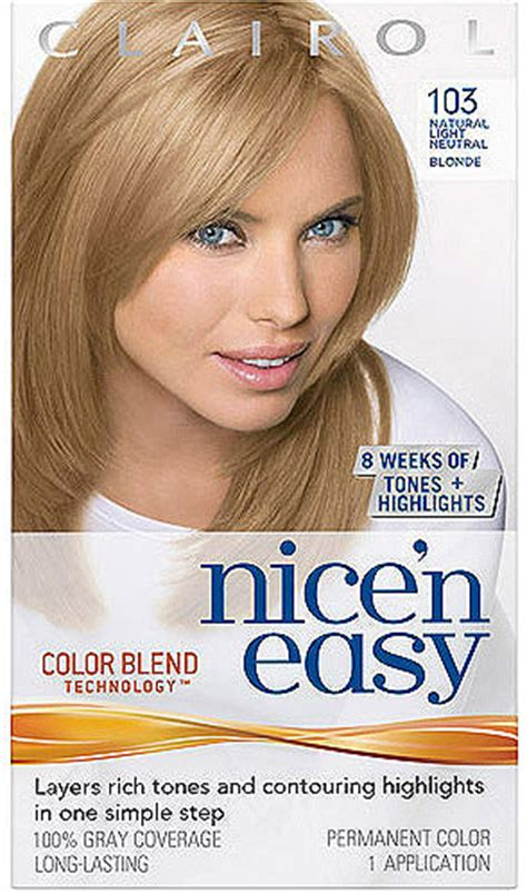 nice and easy hair color coupons 2014 new 1 50 clairol nice n easy hair color coupon