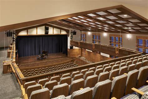 bronxville high school auditorium kgd architects
