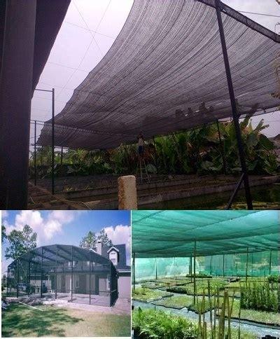 Jaring Paranet 65 paranet 65 lebar 3 meter sumber plastik