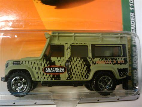 matchbox land rover defender 110 2016 land rover defender 110 1997 matchbox cars wiki