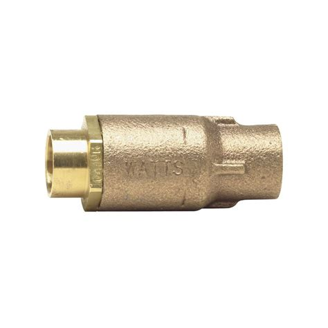 watts swing check valve watts 0376395 n a maxi flo 3 4 quot check valve with sweat