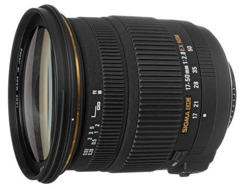 Lensa Sigma 17 50 Mm F28 Ex Hsm دیدگاه ها برای لنزهای برتر نیکون برای شروع عکاسی با جمال