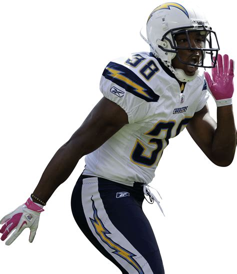 san diego chargers player transparent png stickpng