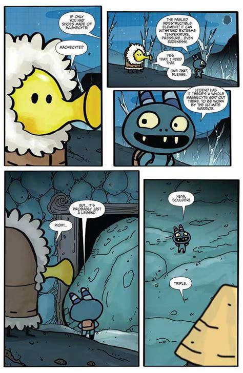 doodle jump comic review sneak peek doodle jump 2 major spoilers comic book