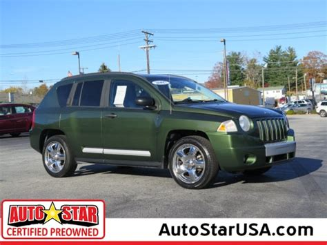 books on how cars work 2007 jeep compass auto manual used 2007 jeep compass limited mitula cars