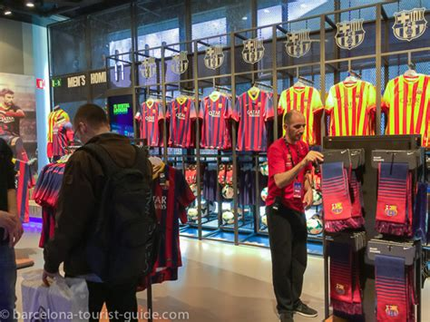 barcelona official store official barcelona fc stores guide barca merchandising shops
