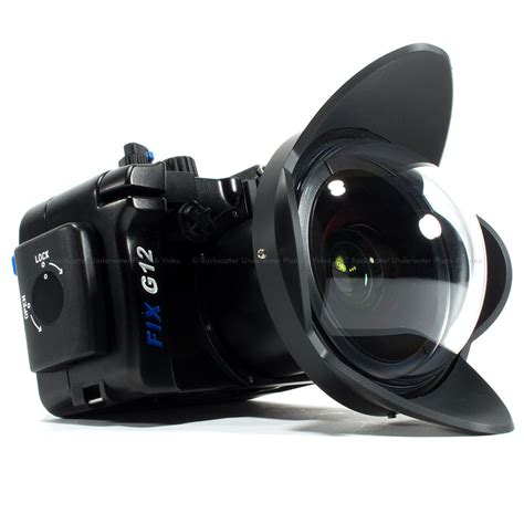g12 canon fisheye fix g11 g12 underwater housing for canon g11 g12