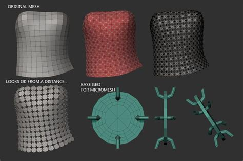 zbrush chainmail tutorial 27 best images about nanomesh zbrush on pinterest knight
