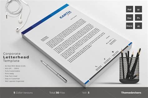 automotive business letterhead template awesome free printable business letterhead templates