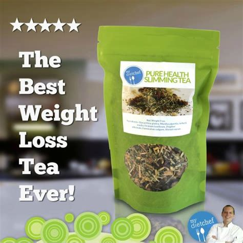 Organic Detox Tea Weight Loss by Weight Loss Tea By Chef Jeff This Organic By