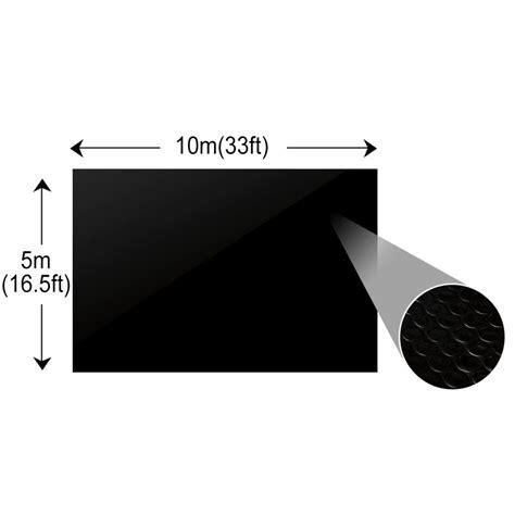 Stopkontak 4 Lubangsaklarkabel 5 Meter zwembadfolie drijvend rechthoekig 10 x 5 m zwart kopen vidaxl nl
