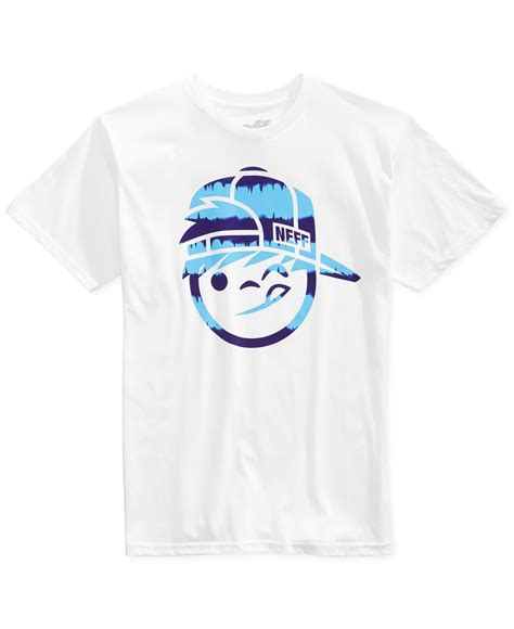 neff jawbreaker kenny t shirt in white for lyst