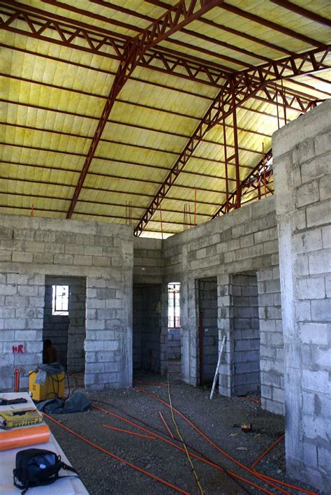How To Build A Cabana Our Philippine House Project Roof And Roofing My