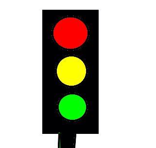 semáforo desenho de thatta gartic