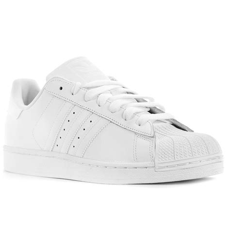 Adidas Superstar All White adidas men s superstar ii all white white shoes g17071 wooki