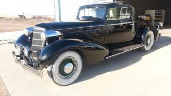 1935 Cadillac Coupe 1935 Cadillac Coupe Series 20 For Sale Photos Technical
