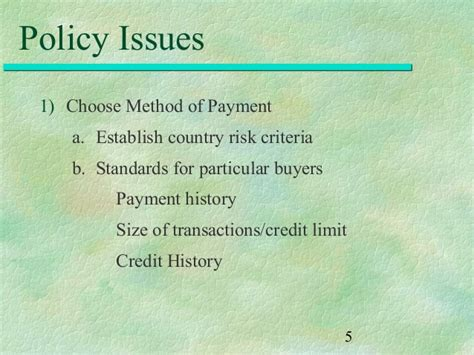 Letter Of Credit Vs Open Account letter of credit vs open account 28 images bachir el