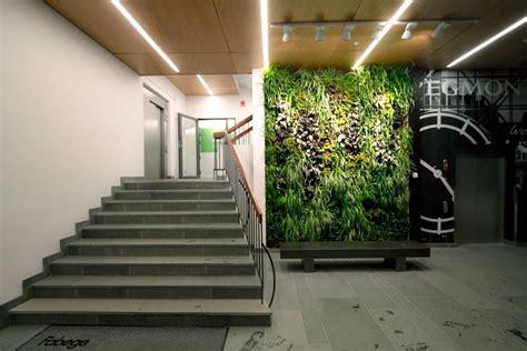 Vertical Gardens Interior Garden Wall