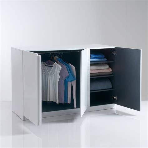 armoire uses armoire basse penderie homeandgarden