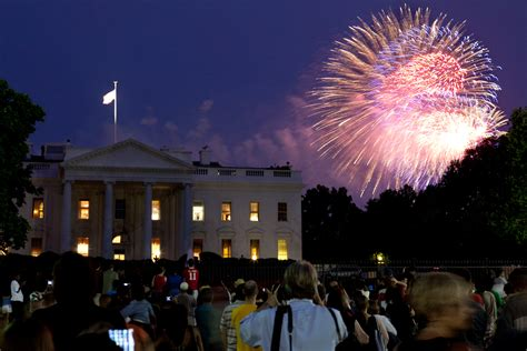 independence day at the white house 5 fourth of july