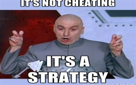 Memes About Cheating - how to be the worst partner on a class project smosh