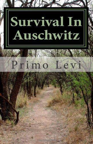 survival in auschwitz survival in auschwitz rent 9781463525569 1463525567