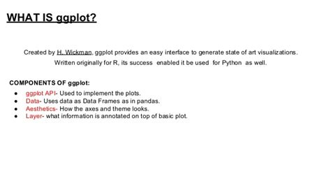 python ggplot themes ggplot in python