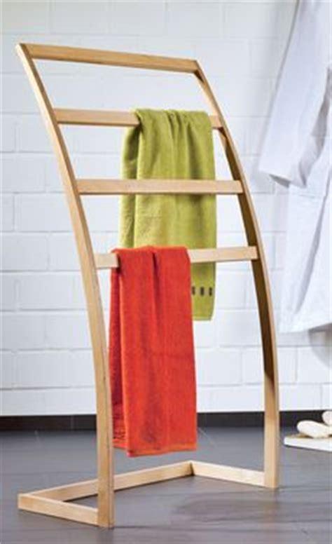 handtuchhalter selber bauen leiter handtuchhalter diener handtuchhalter und leiter