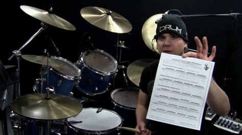 drum tutorial ghost funky groove with ghost notes drum lesson